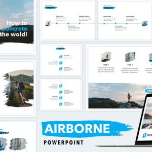 Airborne PowerPoint Template