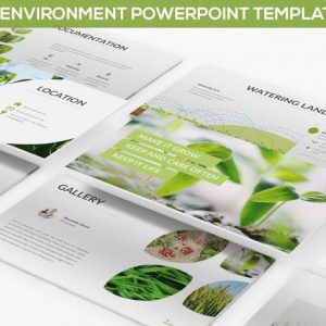 Alami - Environment Powerpoint Template
