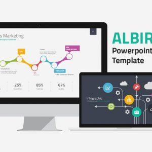 Albireo Powerpoint Template