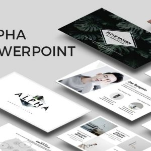 Alpha Powerpoint Presentation