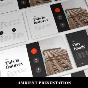 Ambient Presentation