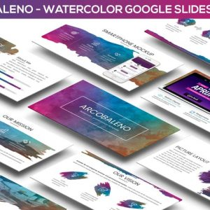 Arcobaleno Google Slides Template