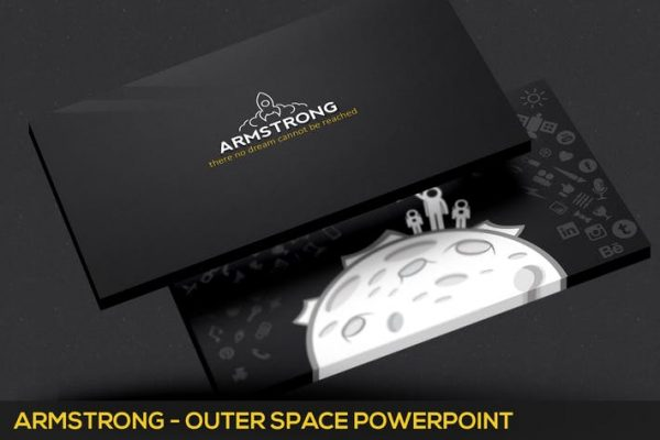 Armstrong Powerpoint Template