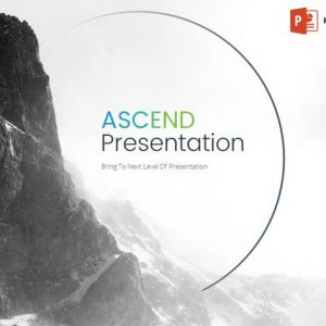 Ascend - Powerpoint Template