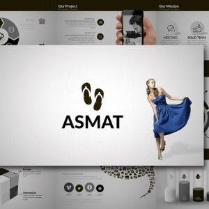 ASMAT Powerpoint Template
