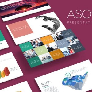ASOKA Powerpoint Template