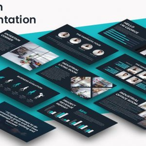 ATULAH - Powerpoint Presentation Template