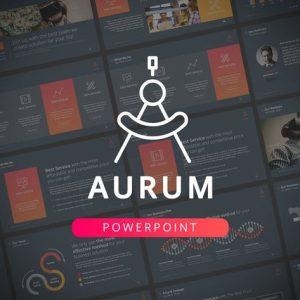 Aurum - Powerpoint Template