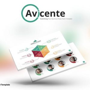 Avicente - Powerpoint Template
