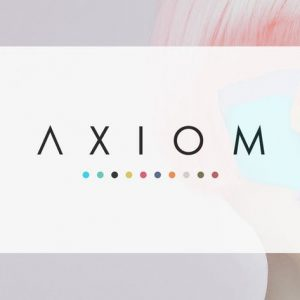 Axiom - PowerPoint Template