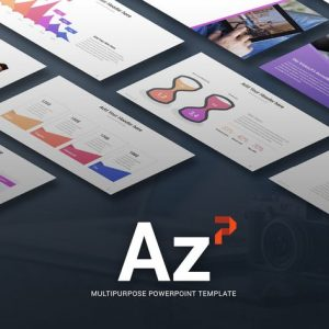 Az - Multi-purpose Powerpoint Template