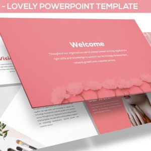 Beauty - Powerpoint Template