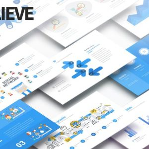 Believe - Multipurpose PowerPoint Presentation
