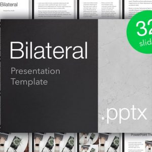 Bilateral PowerPoint Template