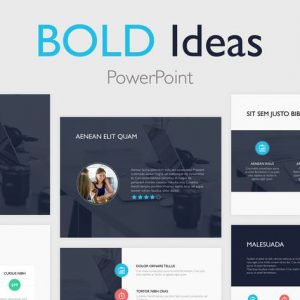 Bold Ideas PowerPoint Template