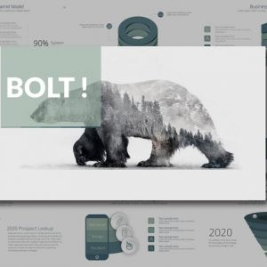 BOLT Powerpoint Template