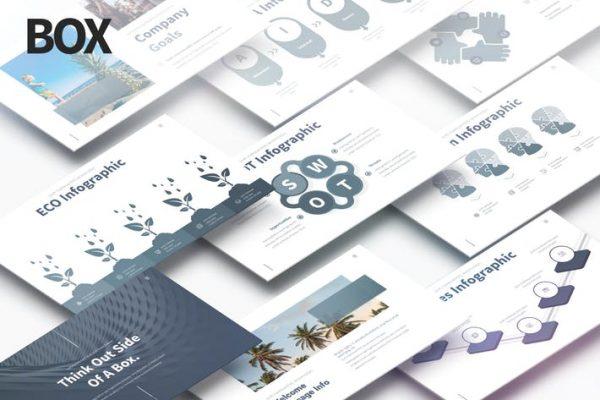 BOX - Multipurpose PowerPoint Presentation