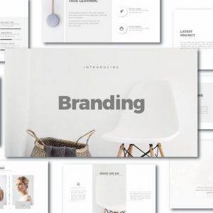 Brand Agancy powerpoint Template