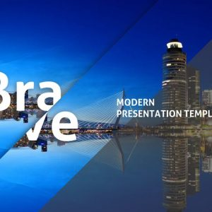 Brave Modern Presentation