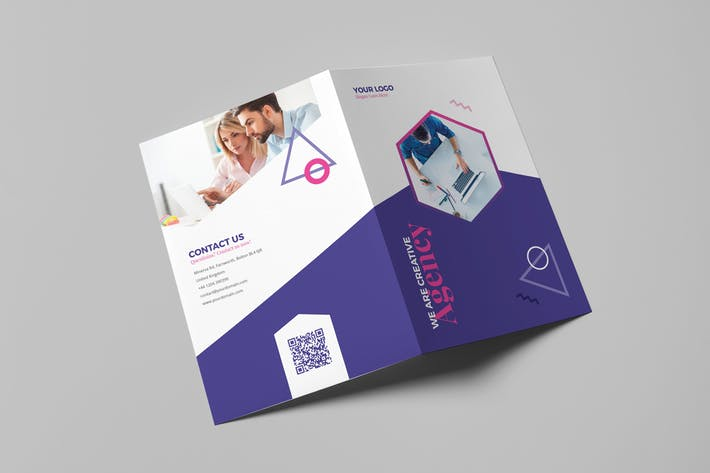 Brochure – Creative Agency Bi-Fold