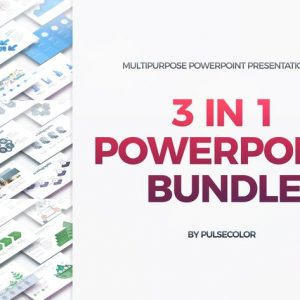BUNDLE 3in1 - Multipurpose PowerPoint Presentation