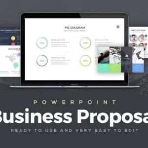 Business Proposal PowerPoint Template