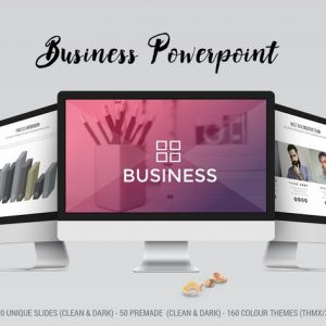 Business - Simple Powerpoint