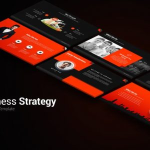 Business Strategy Powerpoint Presentation