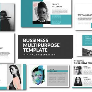 Bussiness Template Powerpoint