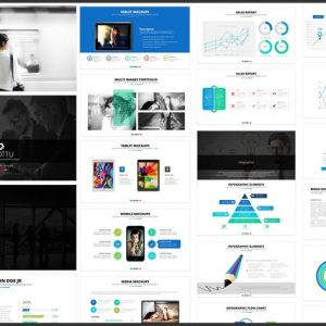 Chotts PowerPoint Template