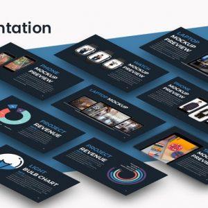 CLEAN - Powerpoint Presentation Template
