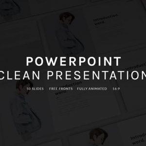 Clean Presentation