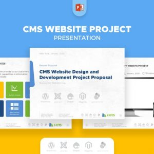 CMS WEBSITE SERVICE PRESENTATION