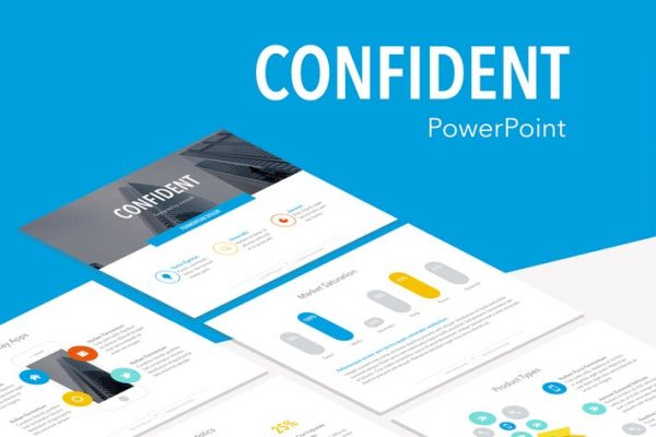 Confident PowerPoint Template