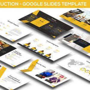 Construction Google Slides Presentation