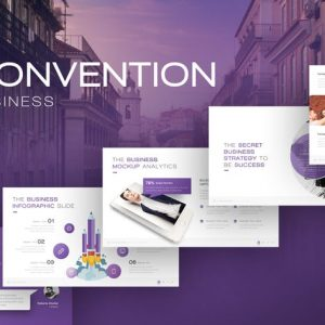 Convention Business Presentation
