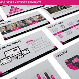Creatic Keynote Template