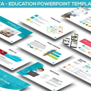 Creativa - Education Powerpoint Template