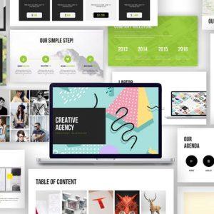 Creative Agency Powerpoint Presentation