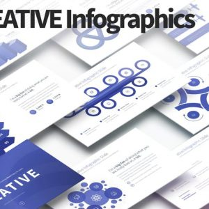 CREATIVE - PowerPoint Infographics Slides