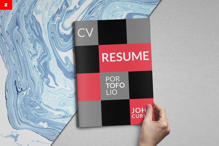 Creative Resume Booklet - Z