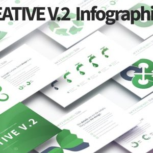 Creative V.2 - PowerPoint Infographics Slides
