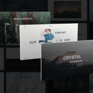 Crystal PowerPoint Template