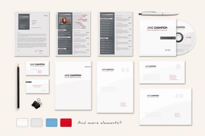 Curriculum Vitae Collection