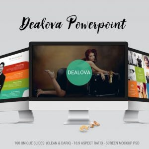 Dealova - Creative Powerpoint