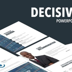 Decisive PowerPoint Template