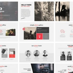 Degree PowerPoint Template