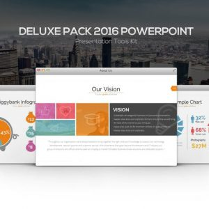 Deluxe Pack - Presentation Tools Kit
