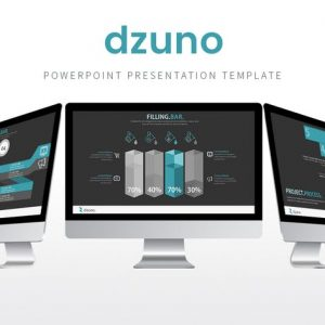 Dzuno - Powerpoint Template