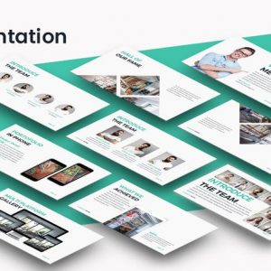 EASY - Powerpoint Presentation Template